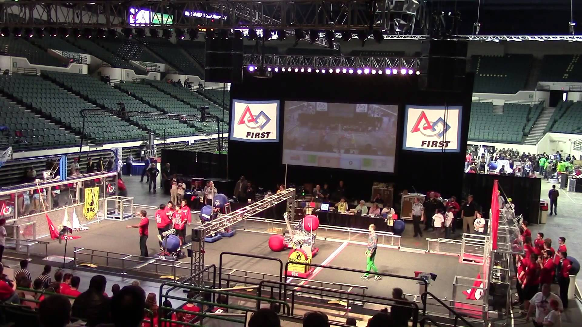 Buckeye Regional FIRST Robotics Competition