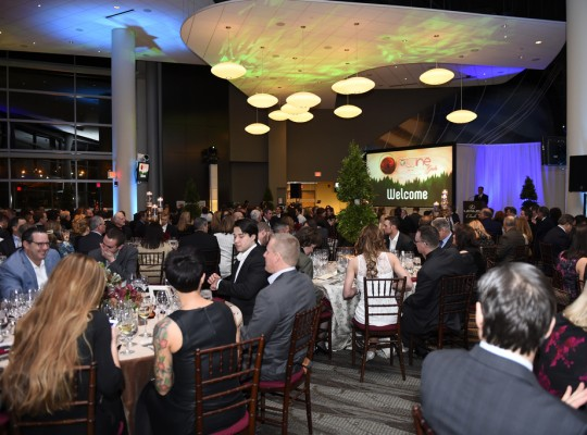 January 19, 2016 - Pittsburgh Penguins Foundation Wine Tasting Gala at the Consol Energy Center sponsored by Highmark.