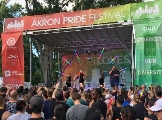 Akron PRIDE 2018 Aug 20 2018 job #C0515542 3