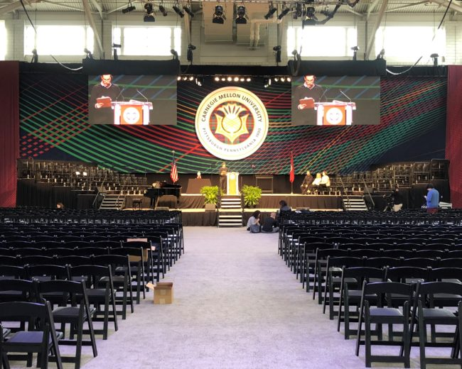 Carnegie Mellon University Inauguration